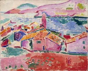 Matisse_-_View_of_Collioure_(1905)