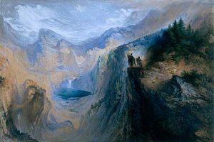 450px-John_Martin_-_Manfred_on_the_Jungfrau_(1837)